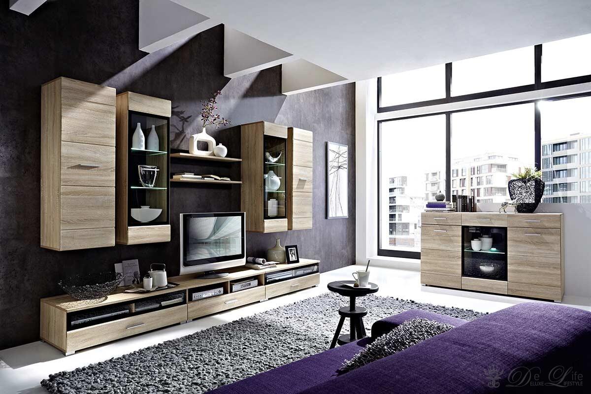 Wohnzimmer Komplett Modern ~ Kreative Ideen Für Ihr Zuhause-design Wohnzimmer Komplett Modern
