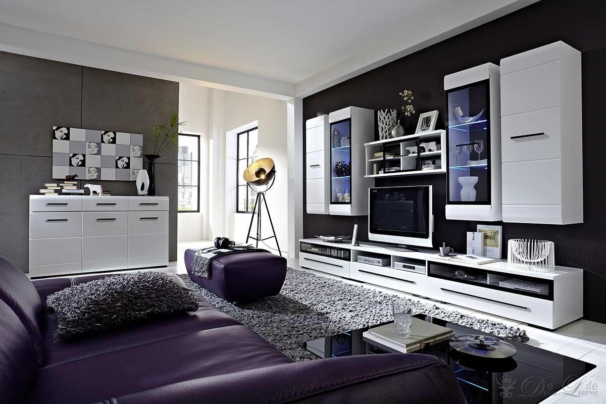 Dekoration wohnzimmer modern – dumss.com