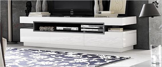 Fernsehtisch modern  Möbel Modern - Tische mit modernem Zeitgeist und höchster Qualität