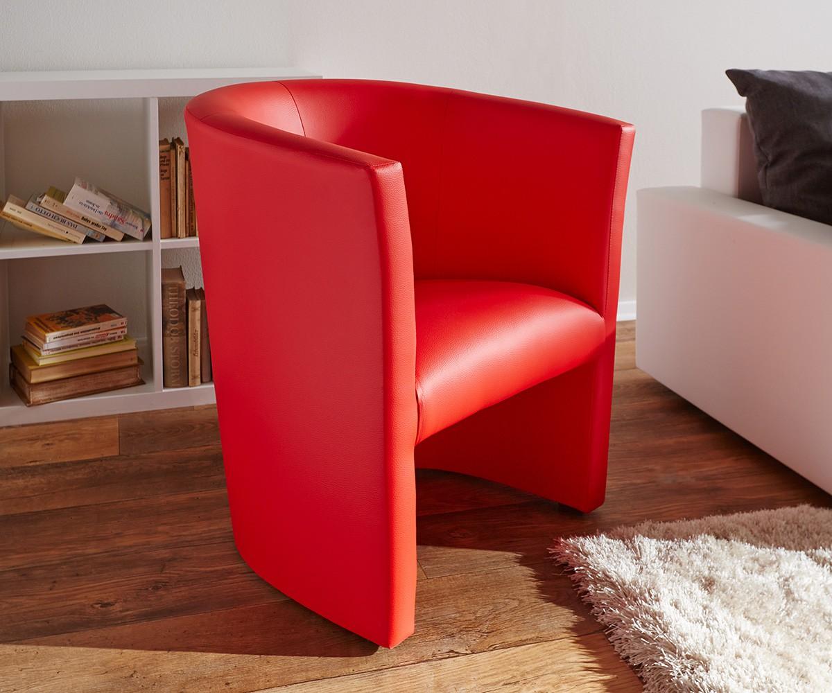 sessel goya rot cocktailsessel lounge m bel. Black Bedroom Furniture Sets. Home Design Ideas