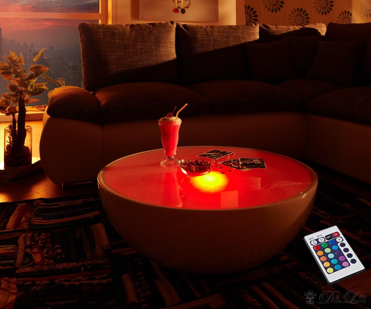 couchtisch futura 15504520171005 blomap wohnzimmertisch mit beleuchtung. Black Bedroom Furniture Sets. Home Design Ideas